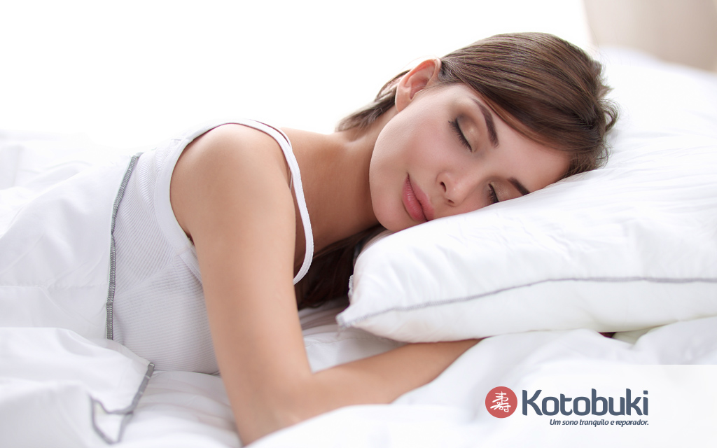 Cinco dicas para dormir bem