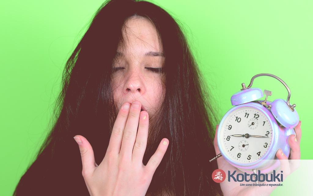 3 doenças ligadas à falta de sono