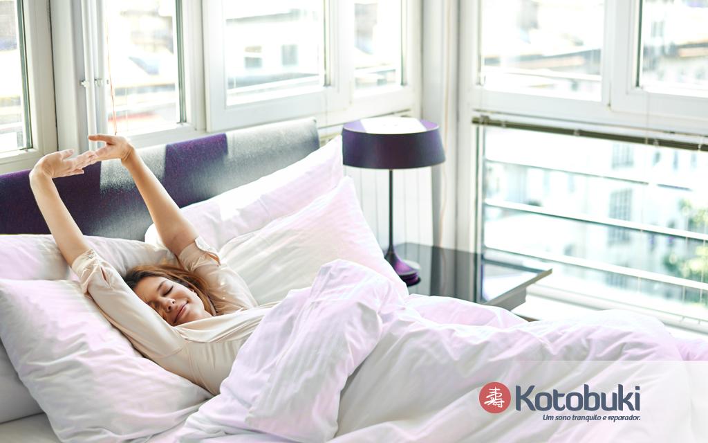 4 melhorias na saúde com uma boa noite de sono