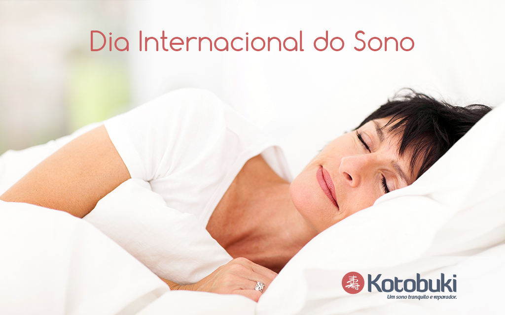 Dia Internacional do Sono alerta para os cuidados com a saúde