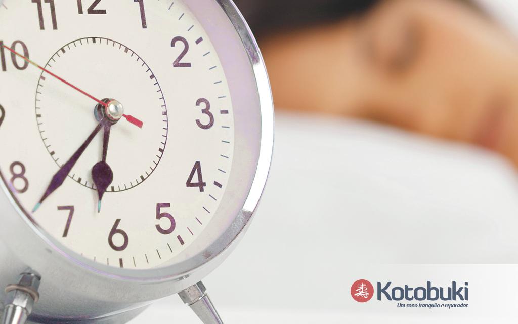 Entenda a higiene do sono