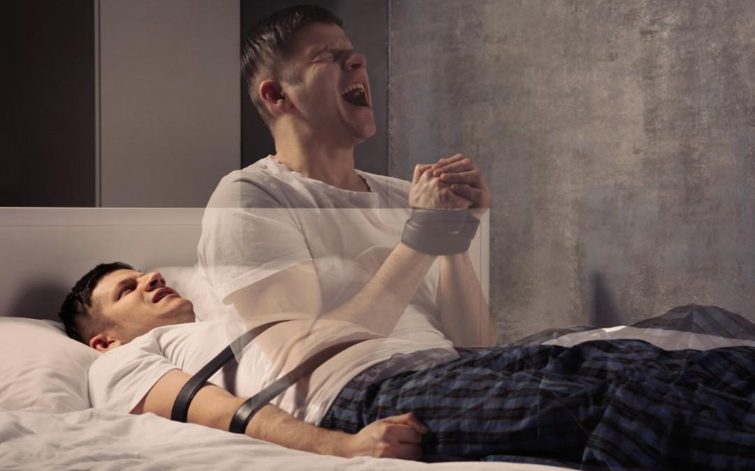 O que é paralisia do sono e porque ela acontece