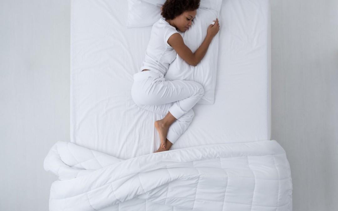 Qual a melhor posição para dormir